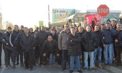 """Solidarietà dei Circoli Pd ai lavoratori della """"K-Flex"""": raccolti 7mila euro"""