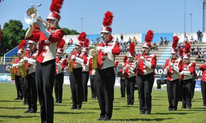 Triuggio Marching Band conquista anche il football