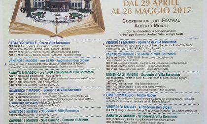 Arcore: Daverio, Vitali e Avati al Festival della Letteratura