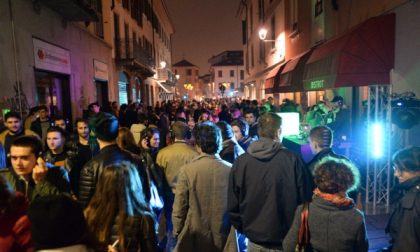 A Monza, in via Bergamo, la discoteca più silenziosa che abbiate visto