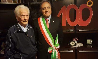 Aicurzio, Paolo Cereda compie 100 anni