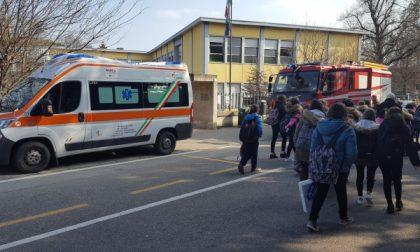 Arcore, paura alla scuola elementare