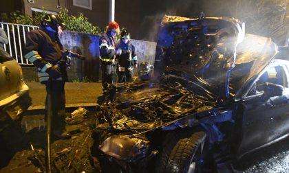 Attentato incendiario questa sera a Monza: nel mirino un avvocato