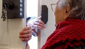 Bernareggio, anziana truffata con i santini