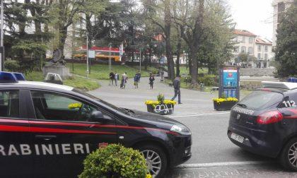 Carabinieri, pesca grossa in stazione a Monza