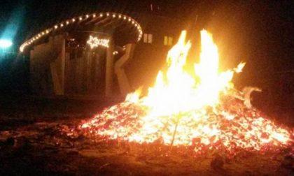 Carate, martedì prossimo al Valà il falò di Sant'Antonio
