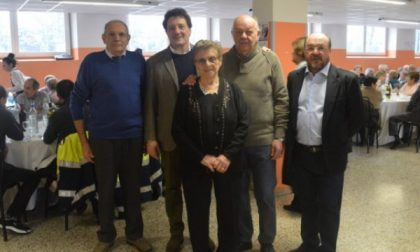 Cesano Maderno, dopo venticinque anni gli anziani rinunciano al pranzo natalizio per aiutare i bisognosi