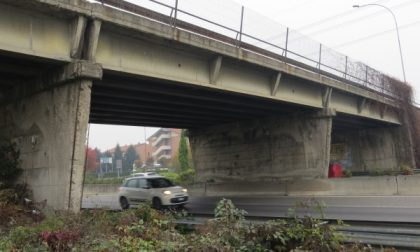 Cesano Maderno, il ponte di via Manzoni pronto a riaprire
