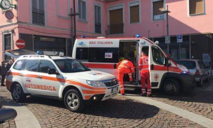 Cesano, malore in Posta, muore 76enne