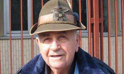 Cesano Maderno, addio allo storico alpino