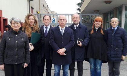 Commissione speciale in visita al carcere di Monza