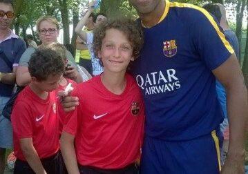 Provino al Barcellona per un 14enne di Nova Milanese