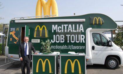 McDonald's offre 50 posti di lavoro, anche a Vimercate