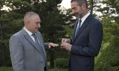 """Desio,  Gaetano e Sergio ora """"sposi"""""""