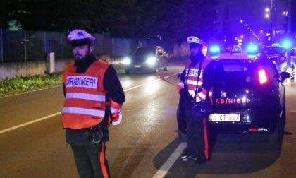 Desio, controllo straordinario dei Carabinieri