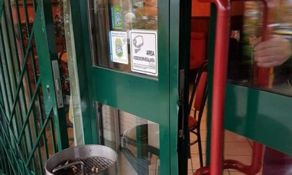 """Desio, spaccata al bar """"Julien's"""", rubati soldi e stecche"""