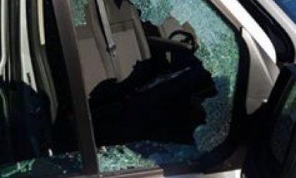 Seregno: grave vandalismo nel parcheggio interrato