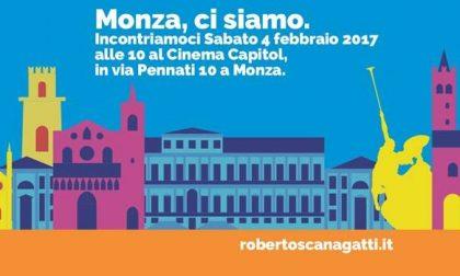 Elezioni a Monza: ufficiale la ricandidatura di Scanagatti (ma non solo)