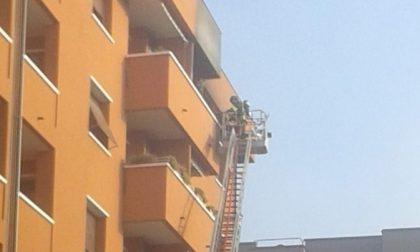 Esplode la caldaia: a fuoco un appartamento di San Giuseppe a Monza
