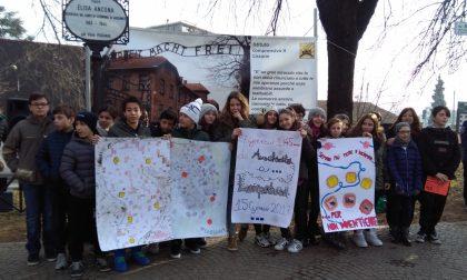Giorno della Memoria: un viale per Elisa Ancona a Lissone