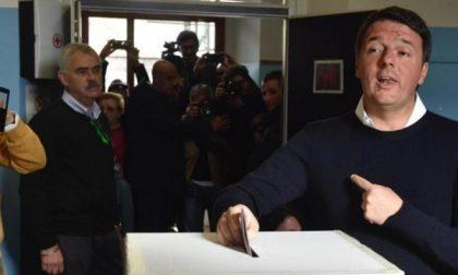 Giussano e Besana bocciano Renzi. A Triuggio e Renate avanti il Sì