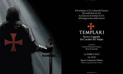 Aicurzio tracce dei Templari. Mostra a Milano