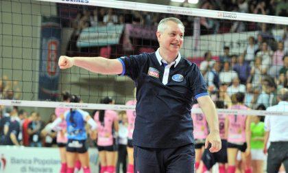 Saugella Team Monza: nuovo allenatore per le pallavoliste in serie A1