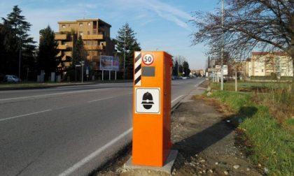 La geo mappa degli autovelox a Monza