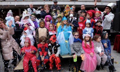 Le feste di Carnevale in piazza e nelle classi