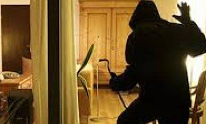 Giussano, ladri scatenati in una villetta: svuotano una cassaforte