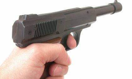 Lissone, sparatoria in centro