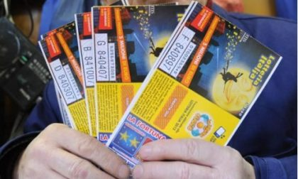 Lotteria Italia, la fortuna ha baciato il nord