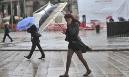 Meteo, piogge e temporali nel weekend