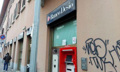 """Monza, assalto al """"Banco di Desio"""""""