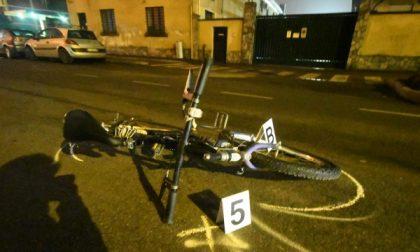 Monza, ciclista 74enne investito: è grave