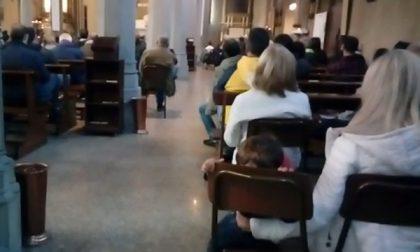 Monza, una singolare vicenda in chiesa
