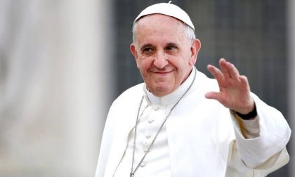 Papa a Monza: l'attesa e' finita