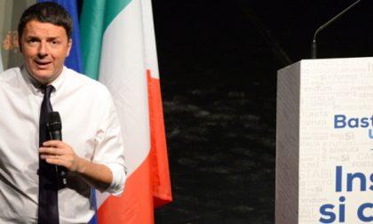 Renzi a Monza raccoglie applausi e contestazioni
