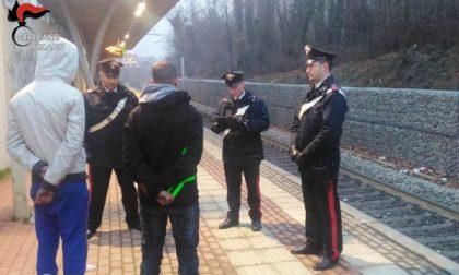 Rintracciato autore di rapina in treno