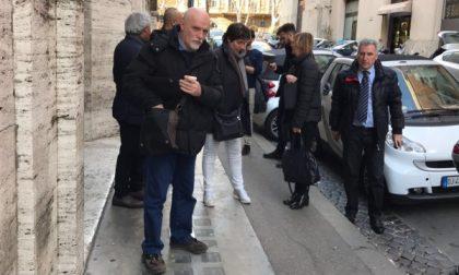 Roncello: fumata nerissima da Roma per la vicenda K-Flex  (VIDEO)