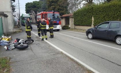 Ronco Briantino, incidente in via 4 novembre