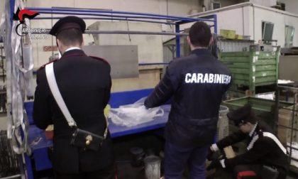 Scoperto arsenale da guerra a Senago, in manette 44enne di Limbiate (VIDEO)