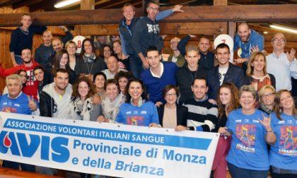 Seregno: festa dell'Avis dopo il concerto di Ligabue