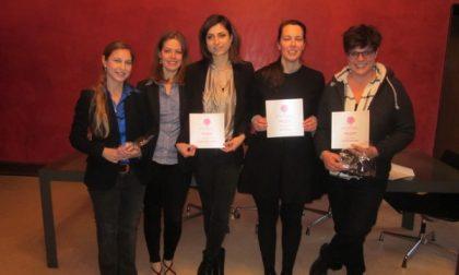 Seregno: i vincitori del premio in ricordo dell'attrice Sonia Bonacina