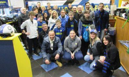 Seregno, l'Inter Club protagonista in tv
