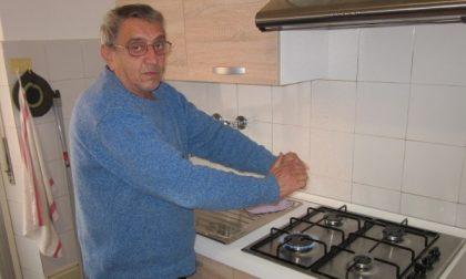 Seregno: vive al freddo nelle case comunali