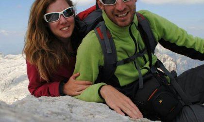 Tragedia in montagna: a Bollate i funerali della 30enne Stefania Caruana