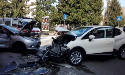 """(VIDEO) La rabbia di un cittadino monzese: """"In via Bixio un incidente a settimana, non ne possiamo più"""""""