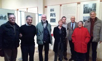 Vedano, inaugurata la mostra per la Giornata della Memoria