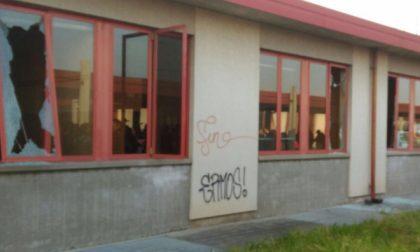 Vimercate: ladri-vandali assaltano l'Omnicomprensivo